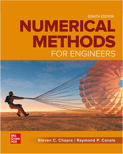 Numerical Methods for Engineers, 8th Edition