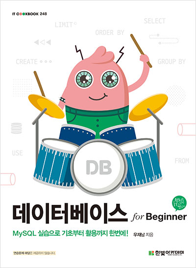 IT CookBook, 데이터베이스 for Beginner