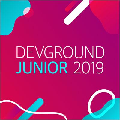 DEVGROUND JUNIOR 2019